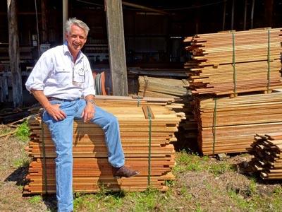 Philip JP Browne - Hardwood Timber Hunter