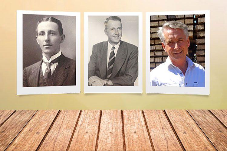 JP Brown Timber Hunter Founders